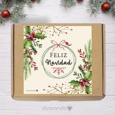 Caja Navidad Grande L
