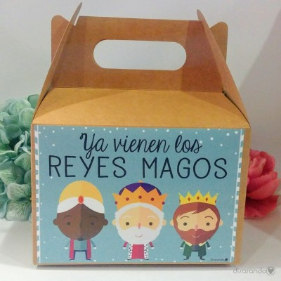 Caja picnic Reyes