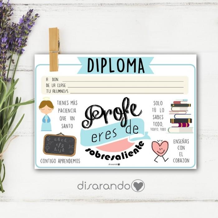 Diploma profe