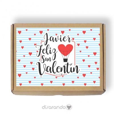 Kit San Valentín Enamorados