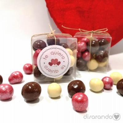 Caja Chocolates Te Quiero