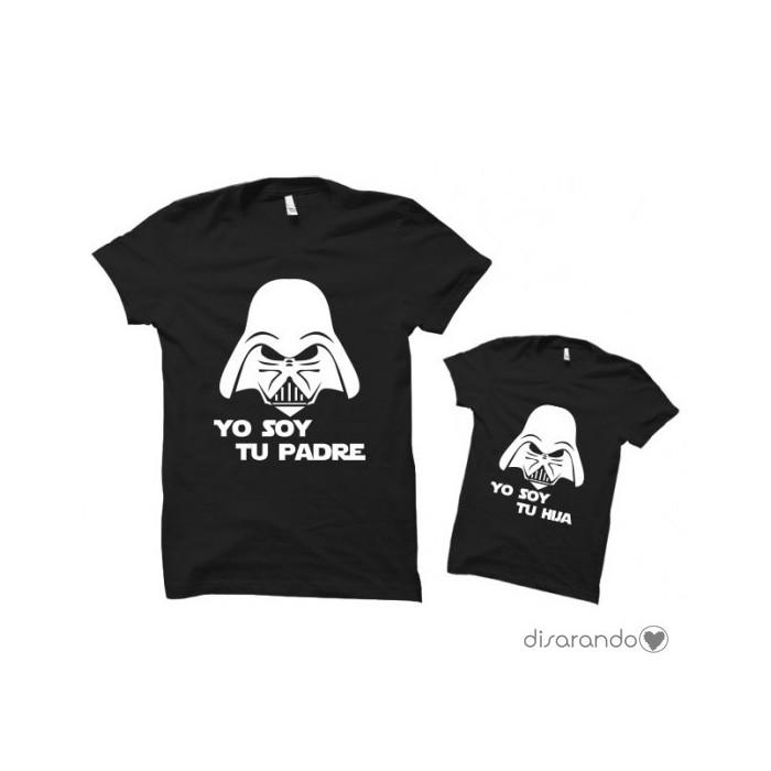 "Camiseta ""Yo soy tu padre"" (varios colores)"