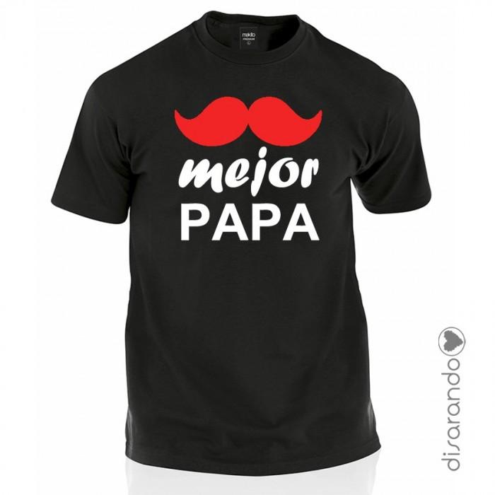 "Camiseta ""The walking dad"" (varios colores)"