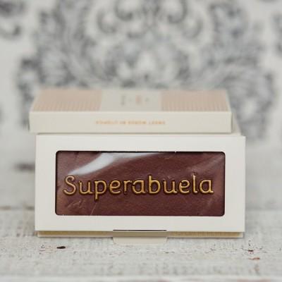 """Tabletas con Mensaje """"Superabuela"""""""