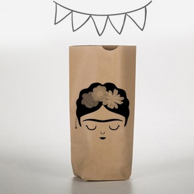 Sobre regalo Frida