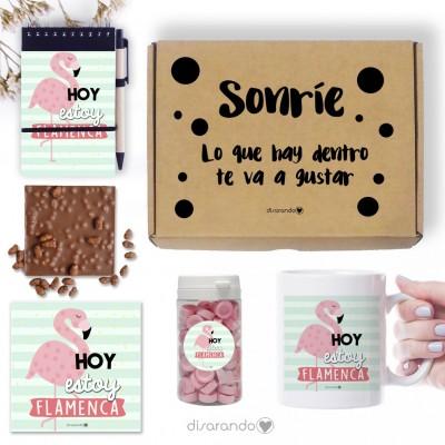 """Kit XL """"Hoy estoy flamenca"""""""