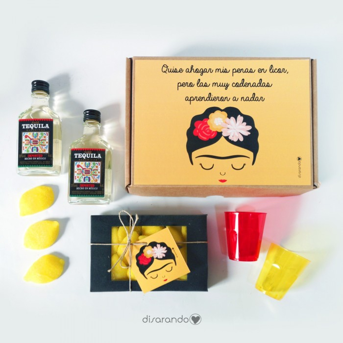 Kit Frida Tequila