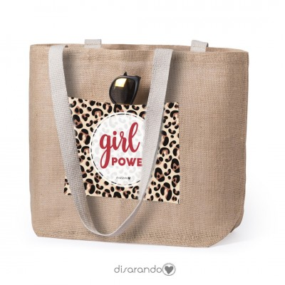"PROXIMAMENTE Bolsa Totem ""Girl Power"""