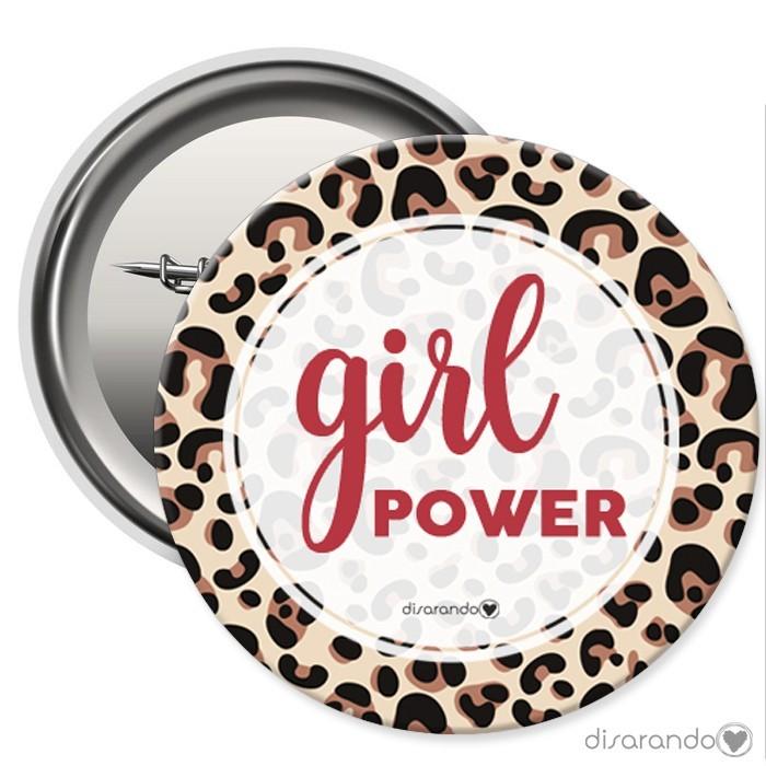 """Chapa """"Girl Power"""""""