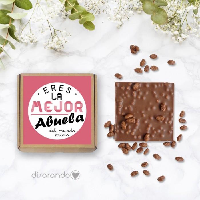 Tableta chocolate Mejor Abuela