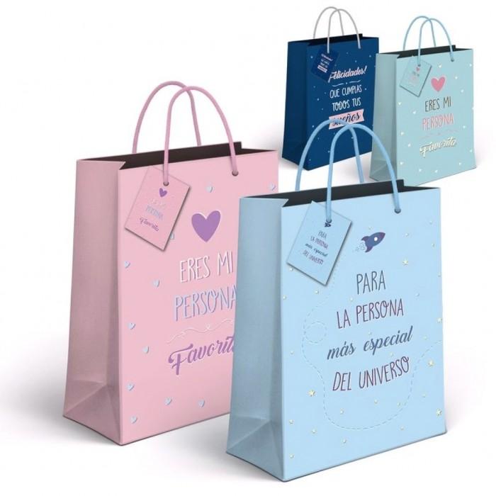 Bolsa regalo Mensajes Positivos