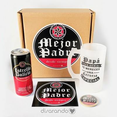 Kit Cerveza Papá