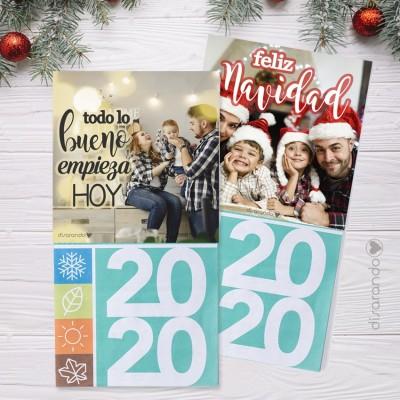 Calendario Personalizable 2020