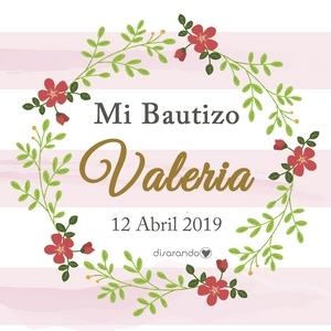 Etiquetas Bautizo