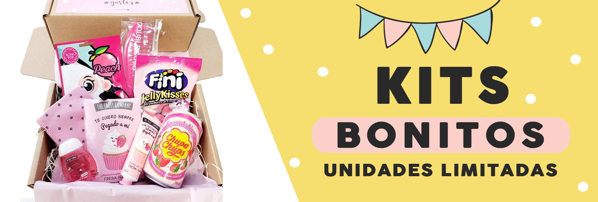 Kits bonitos - Kits Regalos personalizados